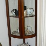 Antique Small Corner Cabinet - SOLD
