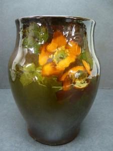 Weller Hi Glaze vase