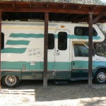 shingle springs estate sale, Lazy Daze Motor Home