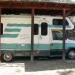 shingle springs estate sale, Lazy Daze Motor Home