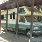 shingle springs estate sale, Laze Daze Motor Home