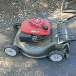 shingle springs estate sale, self propelled lawnmower