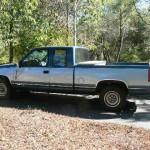 shingle springs estate sale, 1994 Chevy Pickup