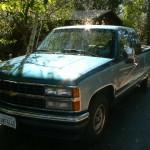 shingle springs estate, 1994 Chevy Pickup