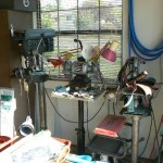 cameron park estate sale drill press, band saw, grinder