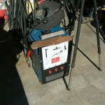 cameron park estate sale welding equipment