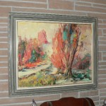 Lida Giambastiani abstract landscape