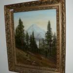 J. Englelhart oil painting