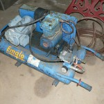 Emglo, air compressor