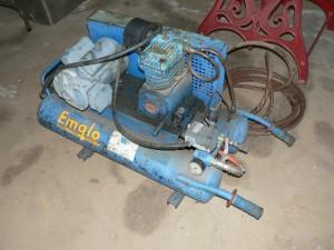 Emglo, air compressor