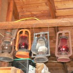 Lanterns of every type and color