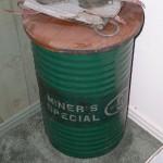 Miner's Special barrel