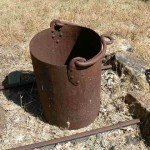 Ore bucket