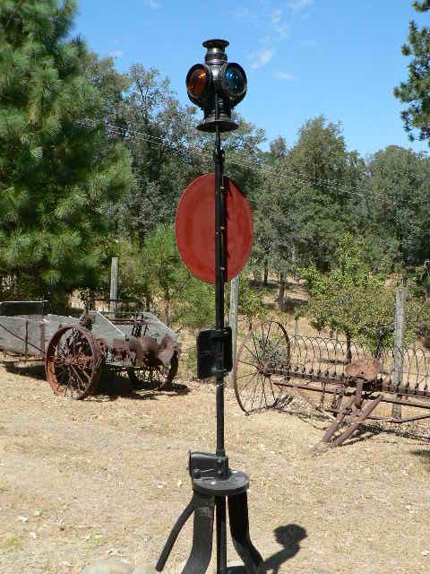 Antique Railroad Signal Lights Best 2000 Antique Decor