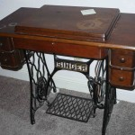 Antique Singer Treadle