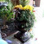 Patinated Bronze Urn