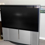 Sony bigscreen TV