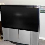 Sony bigscreen TV