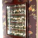 Souvenier spoon collection