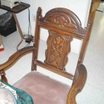 30's dining room chairs