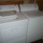 Excellent condition washer and dryer