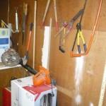 Miisc yard equipment